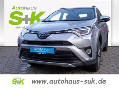 gebraucht Toyota RAV4 Hybrid Edition-S *Voll-LED *R-Kamera