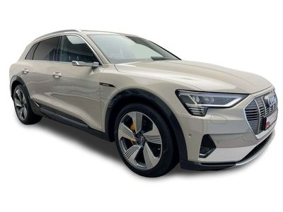 gebraucht Audi E-Tron - 55 quattro adv. - Matrix LED - Pano - ACC