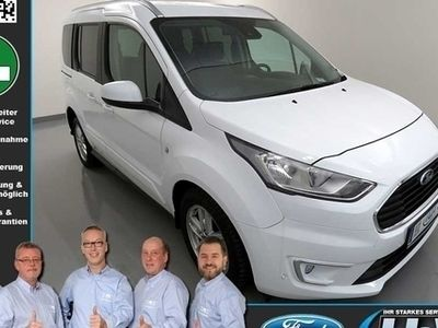 gebraucht Ford Tourneo Connect 1.0 Titanium