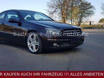 gebraucht Mercedes CLC180 Kompressor Automatik AMG