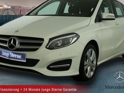 gebraucht Mercedes B200 d Urban+Navi+LED HP+Spiegel-Pkt+17''LMR