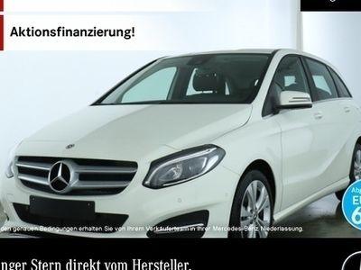 gebraucht Mercedes B200 Urban LED Navi Laderaump Sitzh Sitzkomfort
