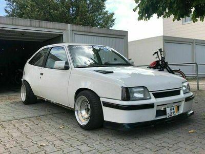 gebraucht Opel Kadett Gsi 8v