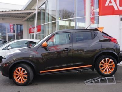 gebraucht Nissan Juke 1.5 dCi RRS Sport AAC Tempomat Bluetooth