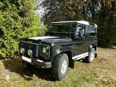 gebraucht Land Rover Defender 90 Station Wagon Style