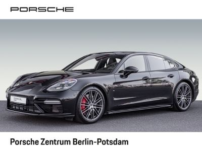 gebraucht Porsche Panamera Turbo 4.0 LED-Matrix Sportabgasanlage