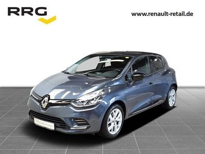 used Renault Clio IV 4 0.9 TCE 90 ECO² LIMITED DELUXE LIMOUSIN