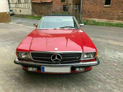 gebraucht Mercedes 300 MERCEDES SLR107 BJ. 1987 MIT HARDTOP