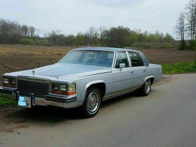 gebraucht Cadillac Fleetwood Brougham 5L, 307 CID,...
