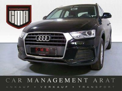 gebraucht Audi Q3 2.0 TDI SHZ|PDC|BI-XENON|1.HAND|EURO6