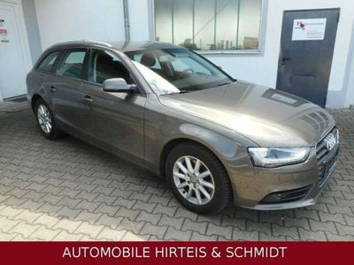 gebraucht Audi A4 Avant 2.0 TDI FACELIFT/1.HAND+XENON+NAVI+ALU