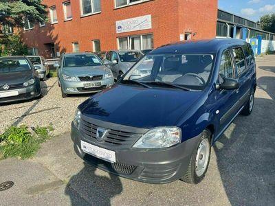 gebraucht Dacia Logan MCV 1.6 Basis + HU NEU+5 SITZE+