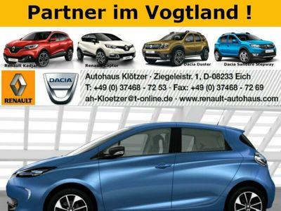 gebraucht Renault Zoe Intens Z.E. 40,Standkühlung+Heizung,Navi,Cam