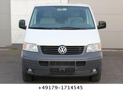 gebraucht VW Shuttle T5Transporter 1.9TDI 9-Sitzer Webasto