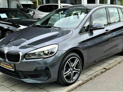 gebraucht BMW 216 i Gran Tourer/Navi/Ahk/Led/18 Zoll/Shz/Pdc