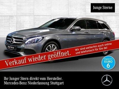 gebraucht Mercedes C350e T Avantgarde Airmat COMAND LED Totwinkel