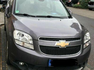 gebraucht Chevrolet Orlando 1,8 LTZ Automatik 7-Sitzer