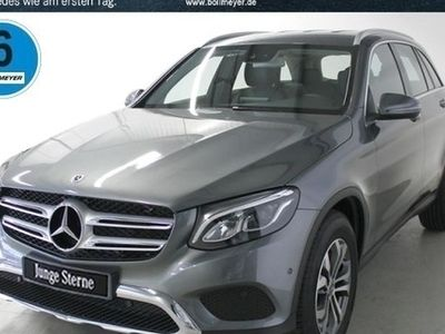 second-hand Mercedes GLC250 d 4MATIC Exclusive+Spur-P.+LED+Kamera