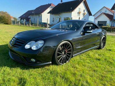 gebraucht Mercedes SL500 SL RoadsterAMG