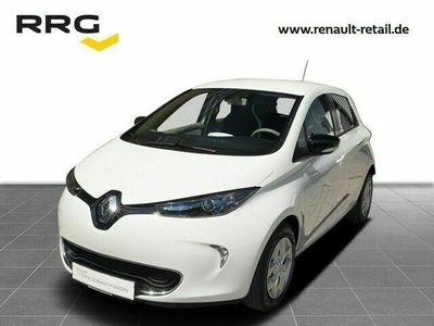 gebraucht Renault Zoe LIFE Mietbatterie 22kWh, Standheizung, Klima