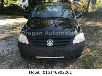 gebraucht VW Fox Basis Euro 4 Tüv 03/2020 klima