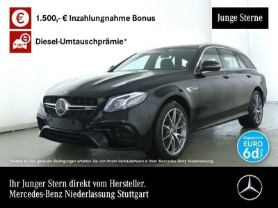 used Mercedes E63 AMG Mercedes-AMG4MATIC+ T-Modell