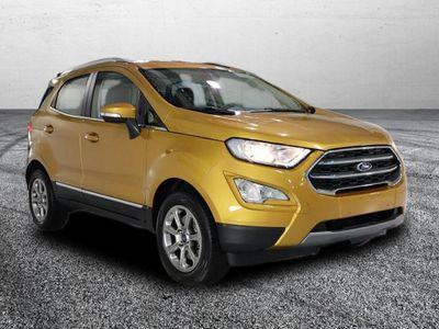 gebraucht Ford Ecosport TITANIUM AUDIO KAMERA LM16