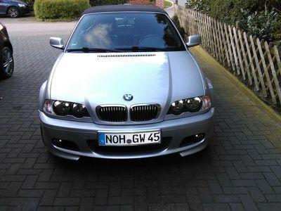 gebraucht BMW 325 Cabriolet Ci M Paket, Sportpaket als Cabrio/Roadster in Bad Bentheim