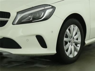 gebraucht Mercedes A180 d Style LED*Spur*AHK*Tempomat*PTS*Spur