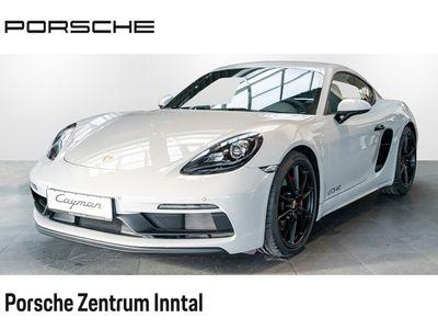 gebraucht Porsche Cayman (718) GTS 4.0   Interieur-Paket GTS  