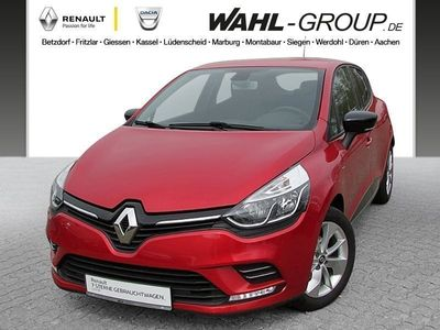 gebraucht Renault Clio LIMITED Deluxe TCe 90 (ALUNAVIPDC)