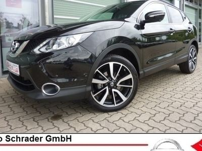 used Nissan Qashqai 1.5 dCi TEKNA SAFETY Panoramadach