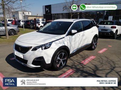 gebraucht Peugeot 3008 BlueHDi 180 EAT8 Allure/ Navi/ LED/ Rückf.Kamera
