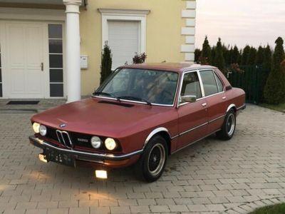 gebraucht BMW 520 i E12