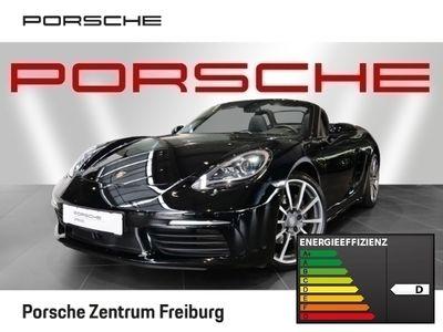 gebraucht Porsche 718 Boxster 2.0 PDK PDLS BOSE Sportabgasanlage