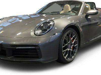 gebraucht Porsche 911 Carrera 4S Cabriolet 3.0 NAVIGATION LEDER XEN