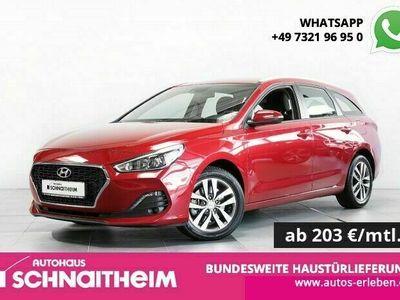 gebraucht Hyundai i30 Kombi 1.4 6-Gang M/T TREND   NAV als Kombi in Heidenheim