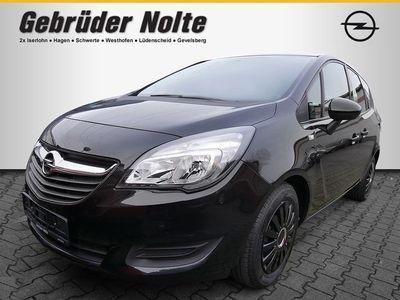 gebraucht Opel Meriva 1.4 Edition KLIMA EURO6