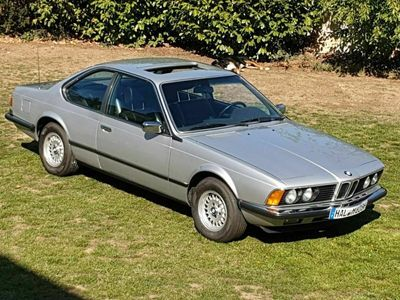 gebraucht BMW 628 csi. Autom. e24
