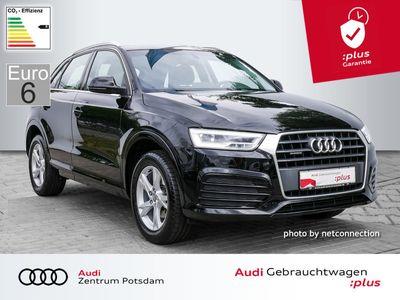 gebraucht Audi Q3 Sport 2.0 TDI quattro S-tronic LED NAVI AHK BOSE