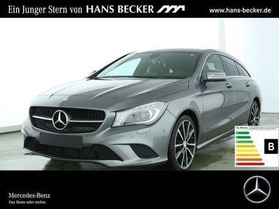 gebraucht Mercedes CLA180 Shooting Brake Urban Spiegel Seiten dkl.