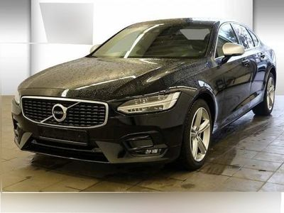 gebraucht Volvo S90 T6 AWD Geartronic R-Design Navi LED BLIS 360° 21' LMF