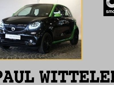 käytetty Smart ForFour Electric Drive Navi/Pano-Dach/Sitzhzg./ Klima
