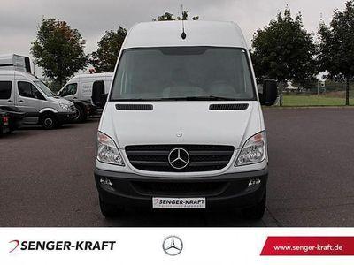 gebraucht Mercedes Sprinter Kastenwagen 316 CDI Extralang Hochdach