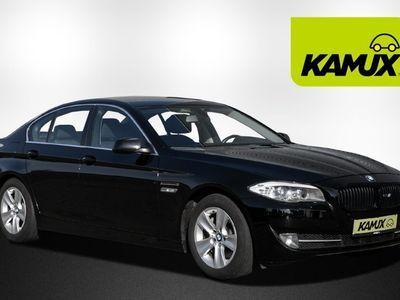 gebraucht BMW 525 d xDrive Aut.+Stdhzg+AHK+Xenon+Navi+SHZ+PDC