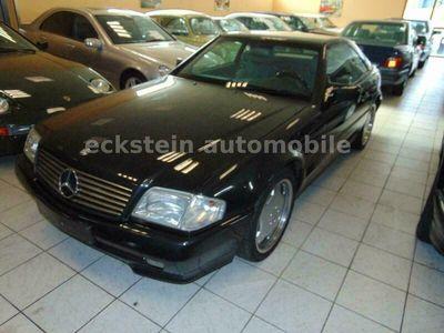gebraucht Mercedes SL500 4 Sitzer Navi