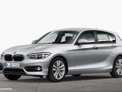 gebraucht BMW 120 d 5-Türer Sport Line HiFi LED Tempomat USB