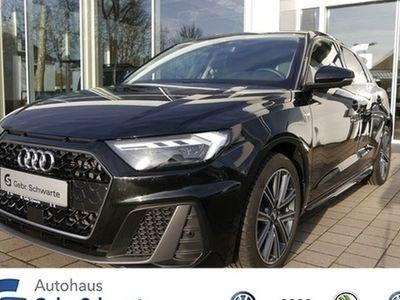 gebraucht Audi A1 Sportback 30 TFSI S-tronic S line LED Navi