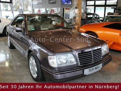 gebraucht Mercedes 230 CE Coupe' W124C Schaltgetriebe! TÜV neu!