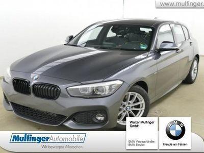 used BMW 120 d 5-Türer M Sport Edition Shadow Umweltprämie